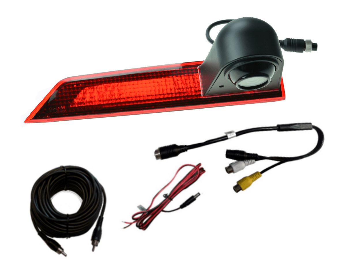 Ford Transit Custom - Brake Light Reverse Camera